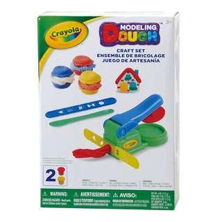 (Preorder) Crayola dough craft set