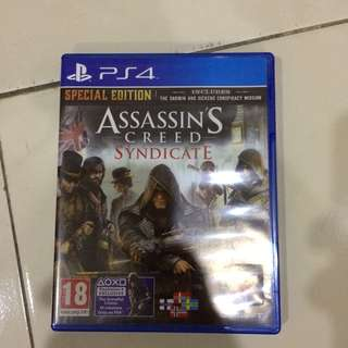 [PS4] Assassins Creed Syndicate R3