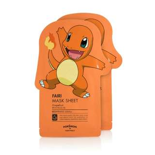 Tony Moly Pokemon Fairi Mask Sheet