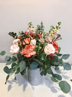 Flower Arrangement < Embracing moments>