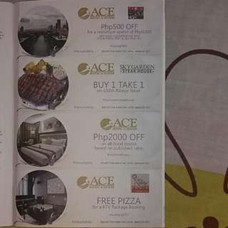 Ace Hotel Discount Vouchers
