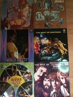 2nd Hand Vinyl Records - Various Artists
