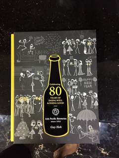 Taste of a Nation - 80 years of Asia Pacific Breweries