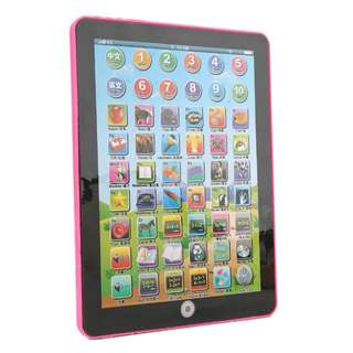 (Preorder) tablet pad english learning