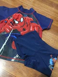 Spiderman swimwear