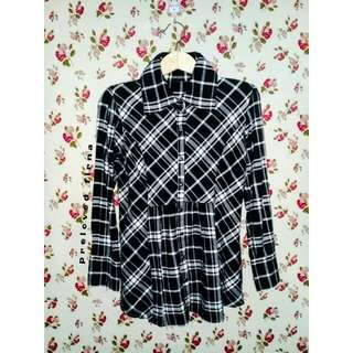 Blouse Flannel