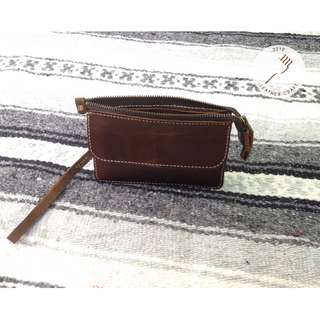 Leather Multifunctional Pouch