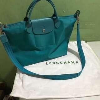 Longchamp Shorthand Neo medium