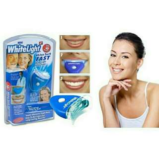 MSO White Light Teeth Whitening System