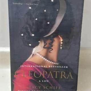 Cleopatra A Life -Stacy Schiff