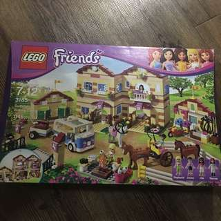 Lego Friends 3185 Summer Riding Camp