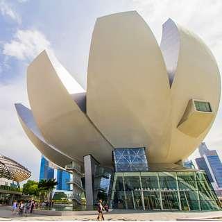 ArtScience Museum™ Singapore Marina Bay Sands