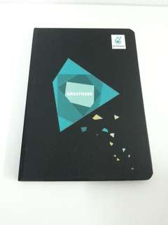 Petronas Diary Notebook 2017