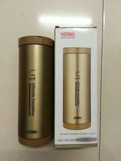 Thermos Stainless Steel Bottle 0.4L