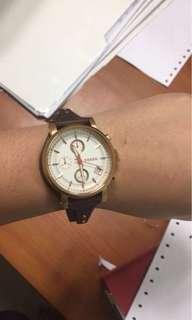 Fossil Boyfriend Chronograph Watch