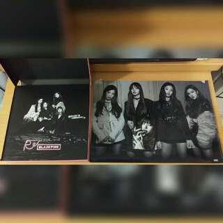 #kpop BLACKPINK 日專 Re:BLACKPINK Box包裝初版  (old post)