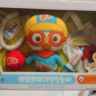 Pororo doctor playset