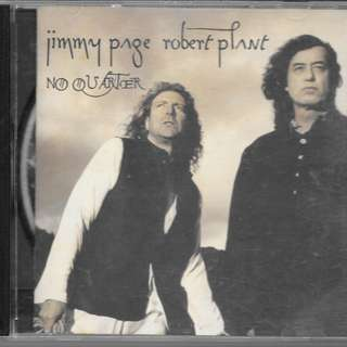 MY PRELOVED CD -JIMMY PAGE & ROBERT PLANT - NO QUARTER/FREE DELIVERY (F9J)