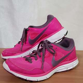 Nike Pink Gym / Track Shoes