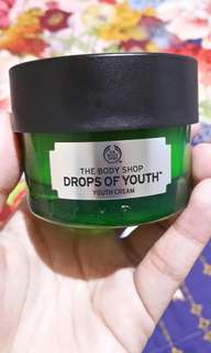 #BONUSMARET The Body Shop Drops of Youth Cream 50 ML