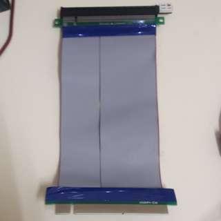 PCIEx16 extender