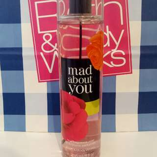 Body mist bbw original MAD ABOUT YOU