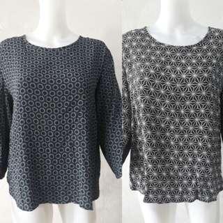 Plus size: H&M bundle blouse