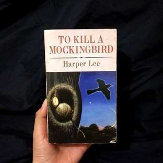 To Kill a Mockingbird by Harper Lee Imported Classic Book Novel