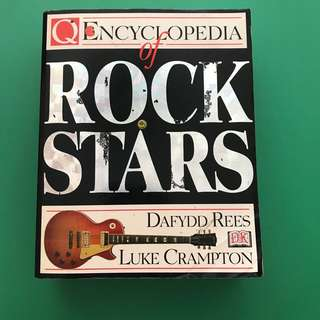 ENCYCLOPEDIA OF ROCK STARS - MUSIC ARTIST POP CHARTS UK USA RETRO CHART ALBUM SINGLES VOCAL RELEASE INFORMATION DISCOGRAPHY