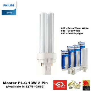Philips PL-C 2 Pin 13W