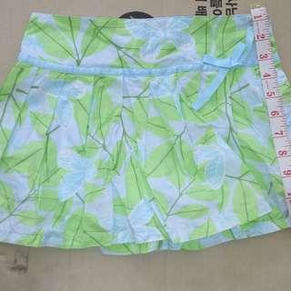 2pcs. Girl's skirts