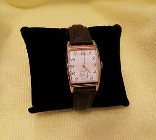 Elgin 60年代上鏈手錶