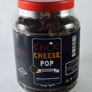 600 gram Choc Cheese Pop