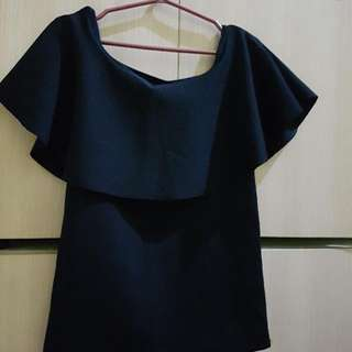 Preloved blouse from bazaar