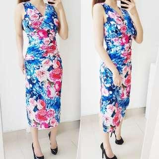Hanqueen Midi dress