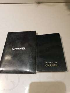 Chanel Mini Notebook