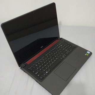 Dell i7-6700HQ CPU@2.60GHz