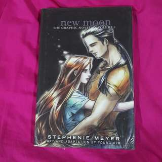 Twilight New Moon graphic novel