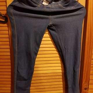 Zara girls leggings