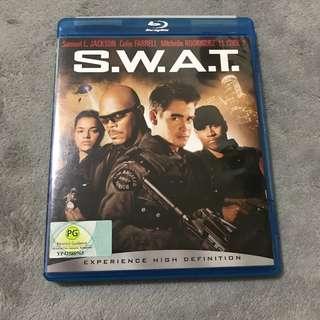 S.W.A.T. (Blu-Ray Disc)