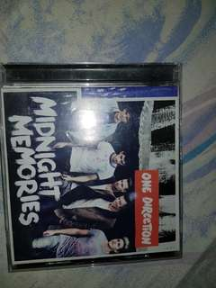 One Direction Midnight Memories album