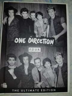 One Direction Four Ultimate Edition Album