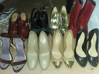 Assorted High heels For Sale