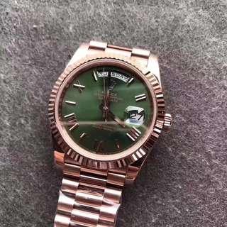 Rolex Day-Date 40mm Rose Gold