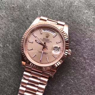 Rolex Day-Date 40mm Rose Gold