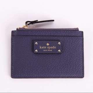 Kate Spade Adi Grove Street Leather Card Holder