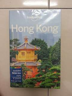 Lonely Planet Hong Kong 16th Edition 2015 + Free Photo Frame