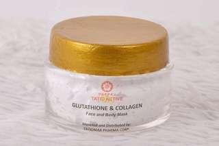 Glutathione & Collagen Face Mask