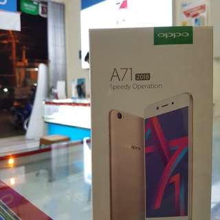 Oppo A71 3/32 cash & credit