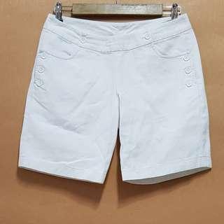 Freeway Shorts (White)